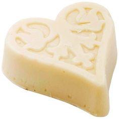 Decorate Heart Soap
