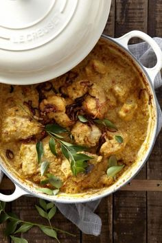 Chicken Cashew Curry recipe on www.nomu.co.za