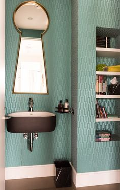 Basic Bathroom Decorating Ideas Mirrors Add Light And Depth To The Room Interior So Feel Free