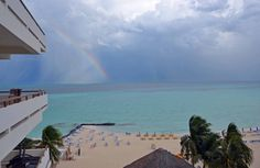 A Room With A View...and, A Rainbow