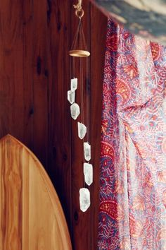 White Quartz Crystal Mobile - Urban Outfitters - Inspiration not instruction