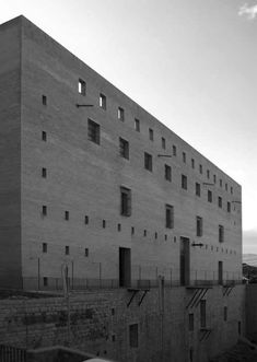 Giorgio Grassi -- hell yes, brutalist architecture!! beautiful