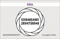 Tessera Radionica 61 - DNA
