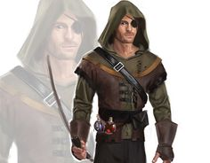 "Check out new work on my @Behance portfolio: ""Robin Hood"" http://be.net/gallery/53676835/Robin-Hood"
