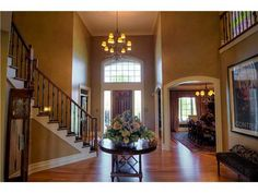 Beautiful grand #entryway