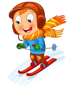 View album on Yandex. Winter Wonder, Winter Fun, Winter Sports, Painting Patterns, Fabric Painting, Cartoon Images, Cute Cartoon, Daily Routine Activities, Olympic Crafts