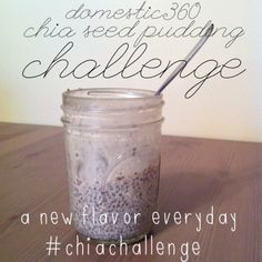 8 Different Chia Seed Pudding Recipes (including: Basic, Chai Tea, Blueberry, Earl Grey Tea, Strawberry, Chocolate Covered Strawberry, Double Chocolate, Chocolate Peanut Butter Cup, and Almond Joy.) Mostly no sweeteners, vegan, paleo, and super healthy! Kids love this stuff. Make up a bunch and have breakfasts ready for the whole week.