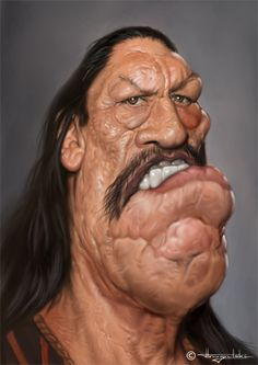"""Danny Trejo - """"I started smoking weed at age 8,"""" said the former star of """"Machete"""" and """"Bad Ass"""" before adding, """"I went to juvenile hall so many times, I thought Mexicans were supposed to go."""""""