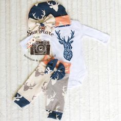 Baby girl coming home outfit-take home by SunFlareBoutique on Etsy