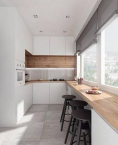 50+ Minimalist Kitchen Design Inspirations