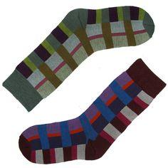 City Socks 2PK Berry Spring by Jay McCarroll***