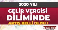 2020 Yılı Gelir Vergisi Dilimleri | MuhasebeLab