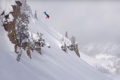 Owen Leeper's season edit will leave your jaw on the floor Jackson Hole Skiing, Leaves, Floor, Seasons, Explore, Mountains, Outdoor, Pavement, Outdoors