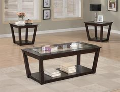 Brinkley Collection 5907 Coffee Table Set | Furniture outlet, Sofa ...