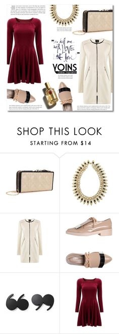 """""""Yoins IX/3"""" by dolly-valkyrie ❤ liked on Polyvore featuring moda, Marni, Kate Spade, D&G, women's clothing, women, female, woman, misses y juniors"""