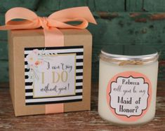 how to make a would you be in my wedding basket - Google Search