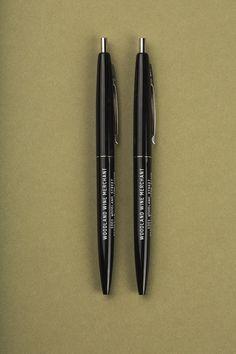 Branded pens for Nas