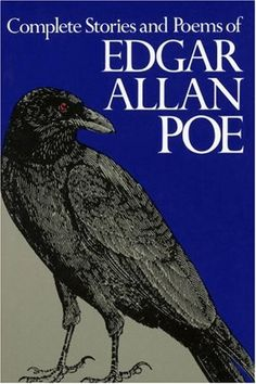 "Wonderful, but disturbed, author.  Poe authored the first detective story, ""The Murders in the Rue Morgue""."