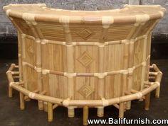 Balinese Bamboo Tiki Bar