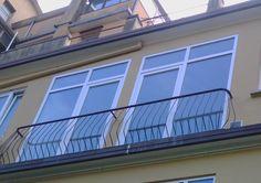 Monfalcone (GO): Veranda in PVC Scorrevole a Ribalta