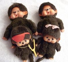 Monchichi Family