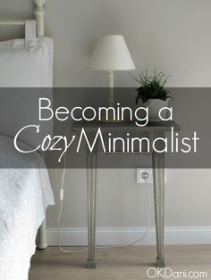 Are you a cosy minimalist?