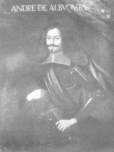 André de Albuquerque Ribafria