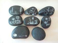 黑白,石头...来自流浪毛小毛的图片分享-堆糖
