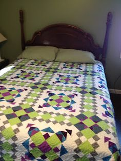 Debby Brown Quilts: Easy Street