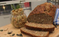 Brot, das sind Kohlenhydrate ohne Ende! Nicht bei Enie: Sie zaubert ein total...  Habe ich schon getestet, ist spitze!!!