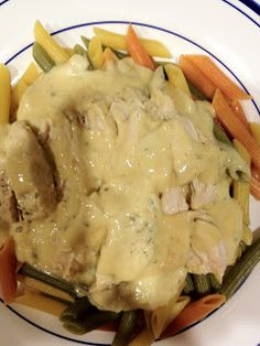 Keeley McGuire: Food for Thought: Crockpot Love - Creamy Italian Chicken