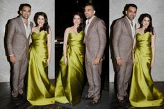 #Virushka Came Together Holding Hands In #ZaheerKhan Engagement – Pics