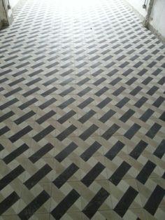 Ladrilho hidraulico trançado #ladrilhoshidraulicos #cementtile #dallepiagge #ladrilhohidraulico # tiles