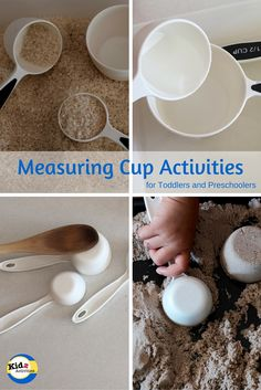 Measuring Cup Activities for Toddlers and Preschoolers by Kidz Activities
