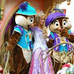 Princess Aurora love that dress