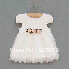 0b491486e3117 2013 new fashion baby summer dress baby girl princess dress Neonato In  Estate