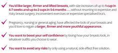 Breast Enhancement Cream Benefits