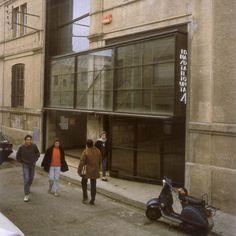 Enric Miralles La Llauna School Badalona, Barcelona 1984-1986la mina barcelona - Szukaj w Google