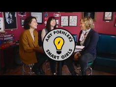 """Amy P. sits down with fellow UCB comedy alums Ilana Glazer and Abbi Jacobson, co-creators and stars of the upcoming Poehler produced Comedy Central series """"Broad City""""."""