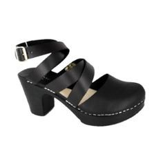 Calou Stina Clog - Black #clogs