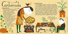 Cositas Ricas Ilustradas por Pati Aguilera: Carbonada