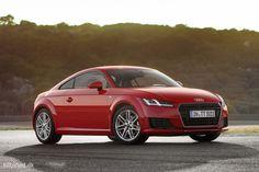 Ny basismotor til Audi TT