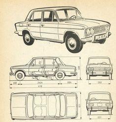 old car blueprint. blueprint auto antiguo