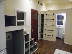 This is a 160 sq. Birchwood Tiny House on wheels by Upper Valley Tiny Homes and you're more than welcome to come on in to take the full tour inside! Tiny House Layout, Tiny House Design, House Layouts, Tiny House Plans, Tiny House On Wheels, Tiny Living, Living Spaces, Tiny Home Cost, Tiny House Bathroom