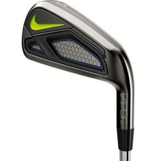 Left Handed Nike Golf Clubs Vapor Fly Irons Stiff Graphite New Nike Golf Clubs, Iron Steel, Hole In One, Nike Vapor, Golf Gifts, Taylormade, Left Handed, Sports, Graphite