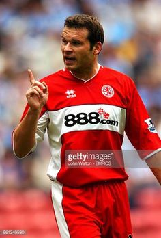 Mark Viduka Middlesbrough Middlesbrough Fc, Wigan Athletic, Boro, Football Players, Soccer, England, Pictures, Photos, Soccer Players