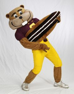 Goldy Rocks! U of Minnesota Golden Gophers!