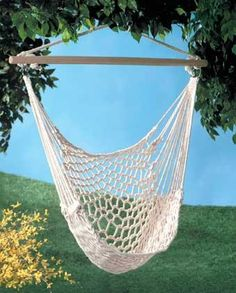 Hammock Chair for Front Porch