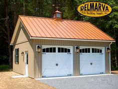 Want to find out about firewood shed plans? Then this is without doubt the right place! Shed Plans 12x16, Diy Shed Plans, Garage Plans, Car Garage, Garage Ideas, Pole Barn Garage, Pole Barn Homes, Pole Barns, Pole Buildings