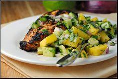 12 Fabulously Fresh Fruit Salsas